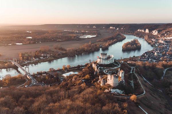 FRANCE | Gaillard Castle