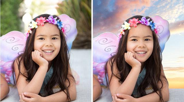 Retouche photo sur Adobe Photoshop