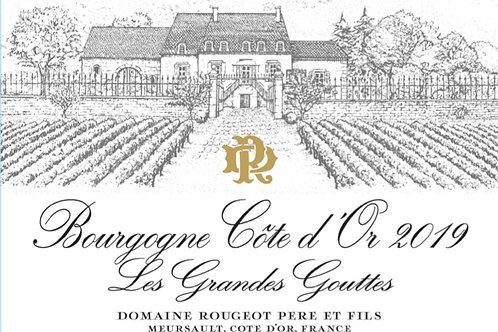 """Bourgogne Côte d'Or """"Les Grandes Gouttes"""" 2019"""