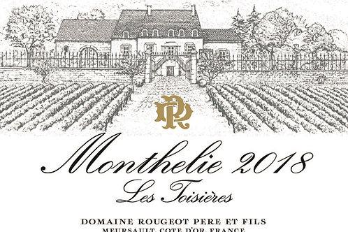 """Monthélie """"Les Toisières"""" 2018"""