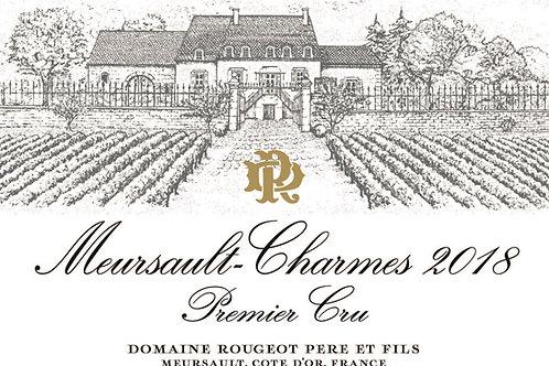 Meursault-Charmes Premier Cru 2018
