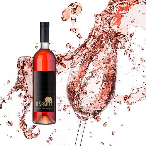 1 Flasche Bärmut Rosé