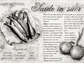 Sarde in Saor recipe