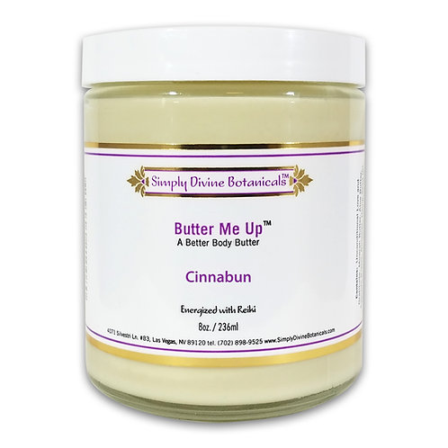 Butter Me Up! (A Better Body Butter)