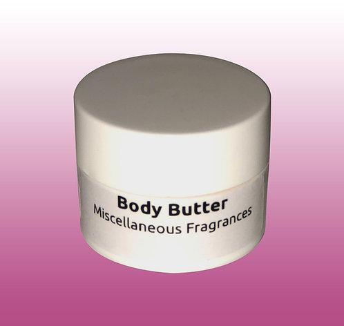Butter Me Up! (A Better Body Butter) Sample