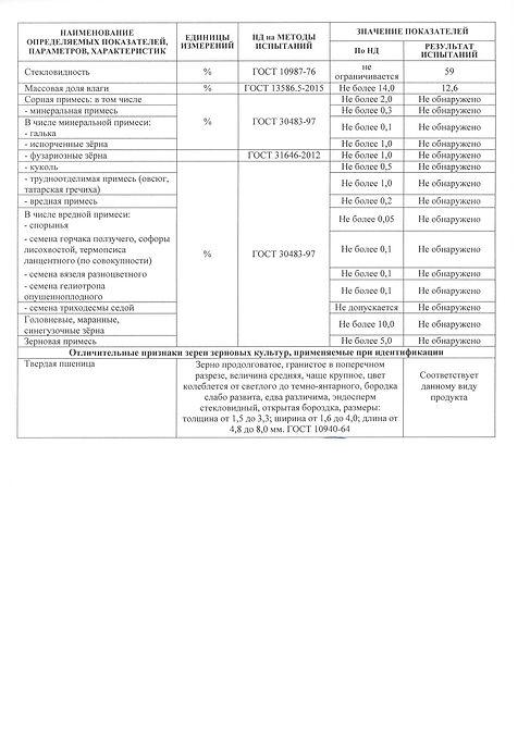 протокол испытания, декларация соответствия