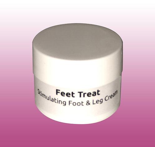 Feet Treat Sample