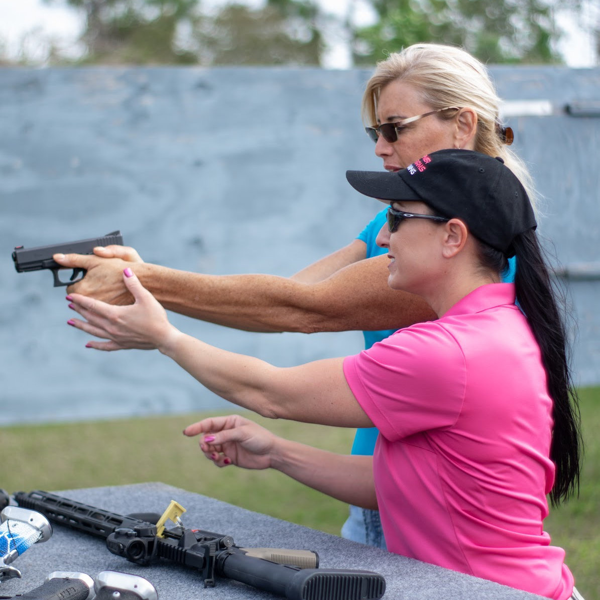 Ladies Practical Concealed Carry Class
