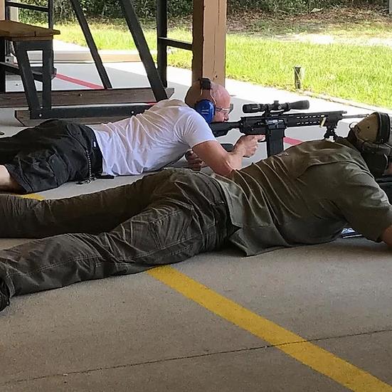 Basic Long Range Rifle Class