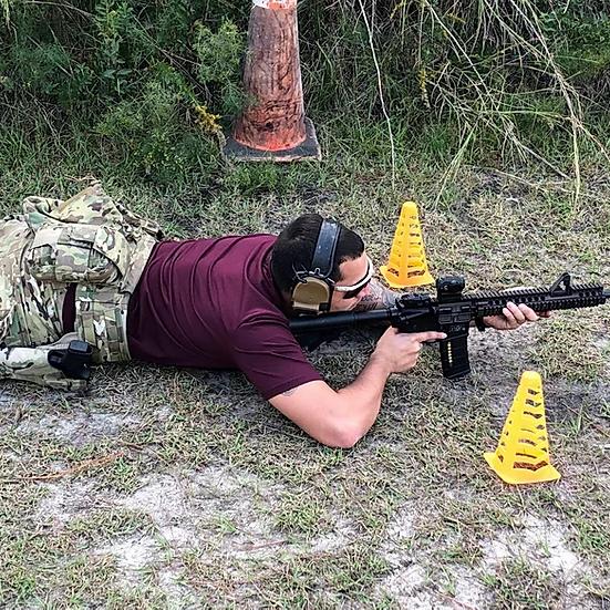AR-15 Rifle Advanced Class