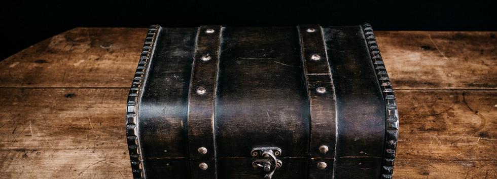 Boîte en bois - Photo ©Ludozme