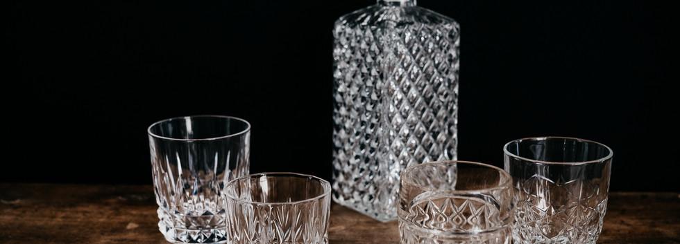 Verres à whisky - Photo ©Ludozme
