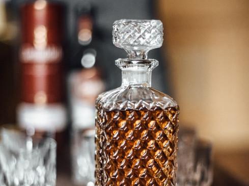 Carafe à whisky - Photo ©Tali Photography