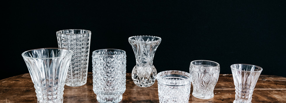 Vases petits modèles - Photo ©Ludozme