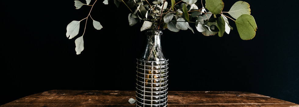 Grand vase vert - Photo ©Ludozme