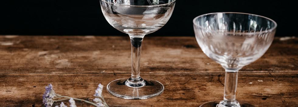 Coupes à Champagne - Photo ©Ludozme