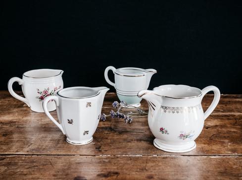 Pots à lait - Photo ©Ludozme