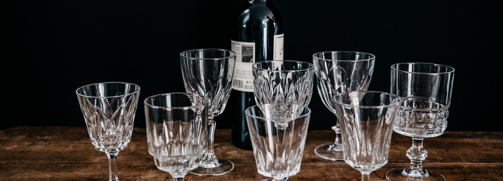 Verres à vin - Photo ©Ludozme