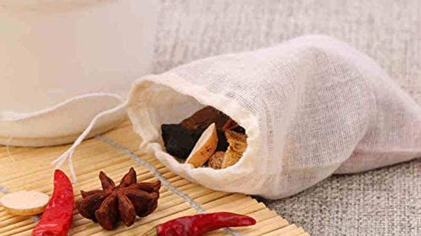 Organic Single Use Tea Bags (100ct)