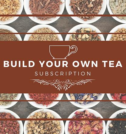 Build Your Own Tea