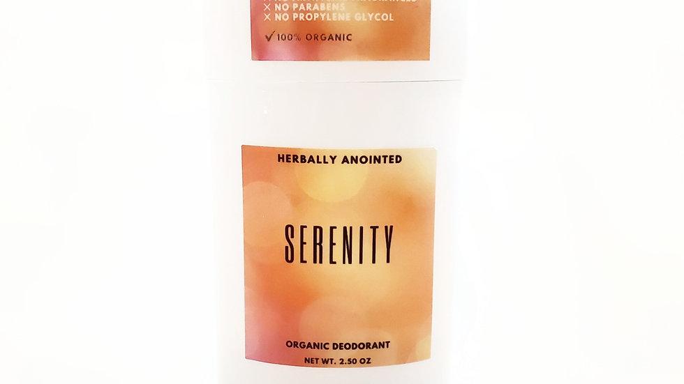 Serenity Deodorant (2.5oz)