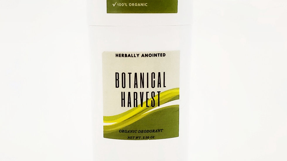 Botanical Harvest Deodorant (2.5oz)