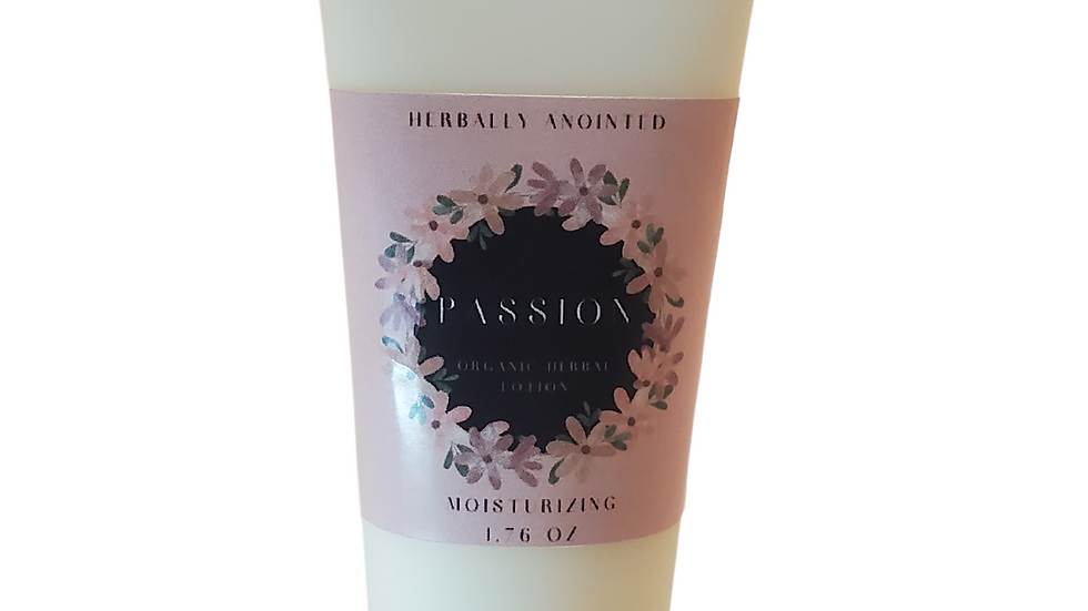 Passion Herbal Moisturizing Lotion (1.7oz)