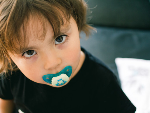 How to Ditch the Pacifier