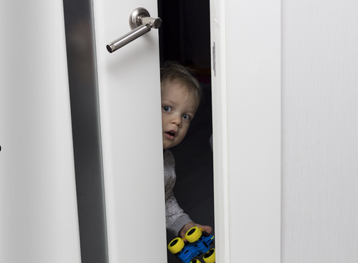 Toddler Keeps Getting Out of Bed in the Middle of the Night