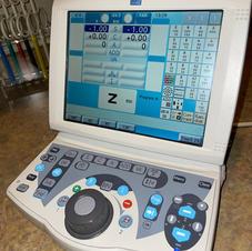 Nidek Digital Control Panel