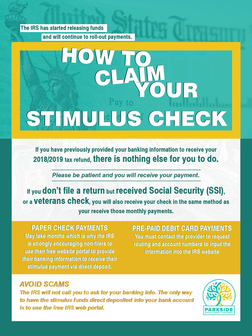 Stimulus Checks