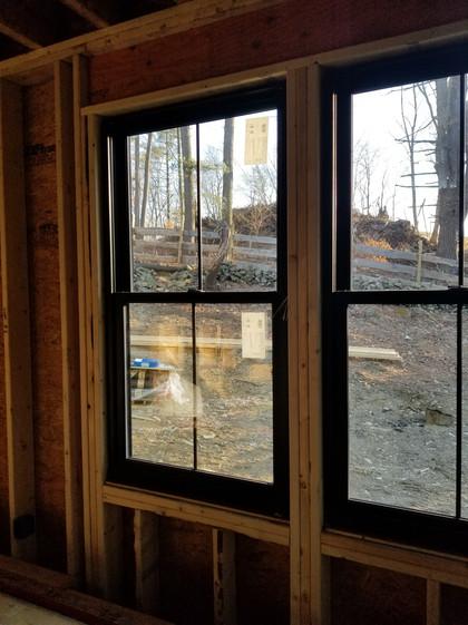 sleek window design