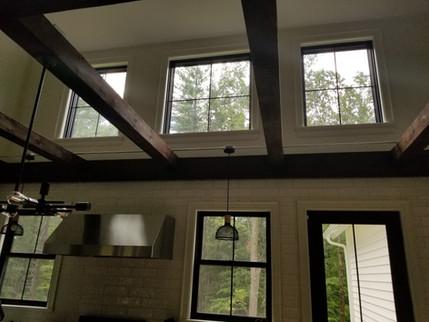 exposed beams
