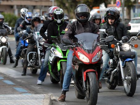 Tu motocicleta es un medio de transporte seguro ante el contagio del COVID-19