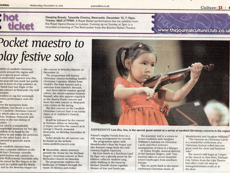 Pocket Maestro to Play Festive Solo