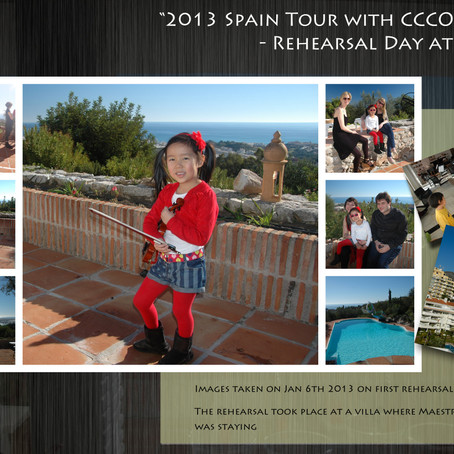 6-year-old Violinist Leia Zhu Having a 9 cities Tour with Amaerican Orchestra in Spain