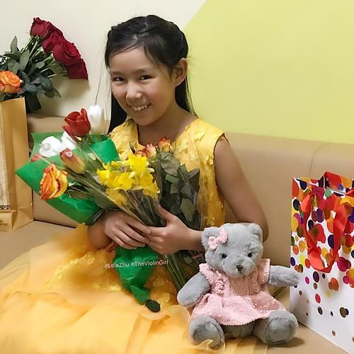 11-year-old Leia Zhu | Tatarstan  | Russia