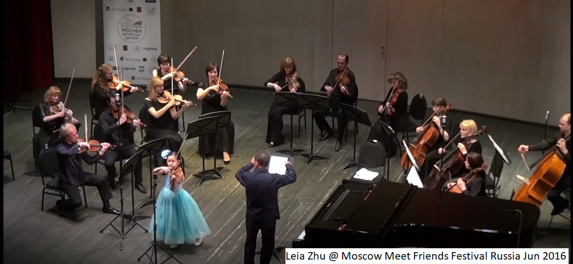Leia Zhu @ Moscow Meet Friends Festival