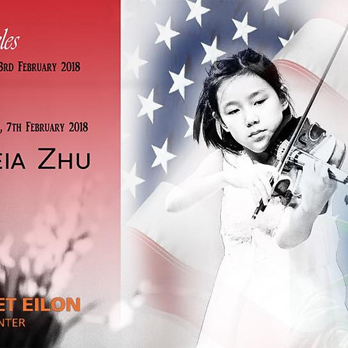11-year-old Leia Zhu LA&Miami | USA