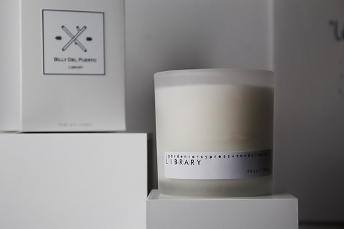 LIBRARY (New Scent)