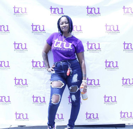 TRU Founder Kesha Epps