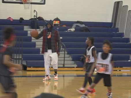 TRU Foundation holds basketball camp, invites son of College Park mom killed in liquor store