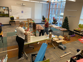 Boys & Girls Club Holiday Wrapping Party 2020