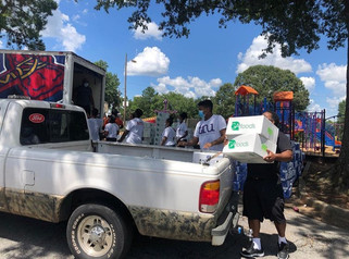 Produce Giveaway Thomasville 2020