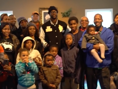TRU Giver: 2 Chainz Donates 5-Bedroom House To Family Of 11 In Need