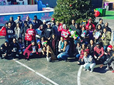 Hashtag Lunchbag Toy Drive Project 2018