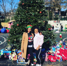 Hashtag Lunchbag Toy Drive Project 2017