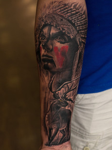 red-indian-realistic-tattoo-at-aliens-tattoo