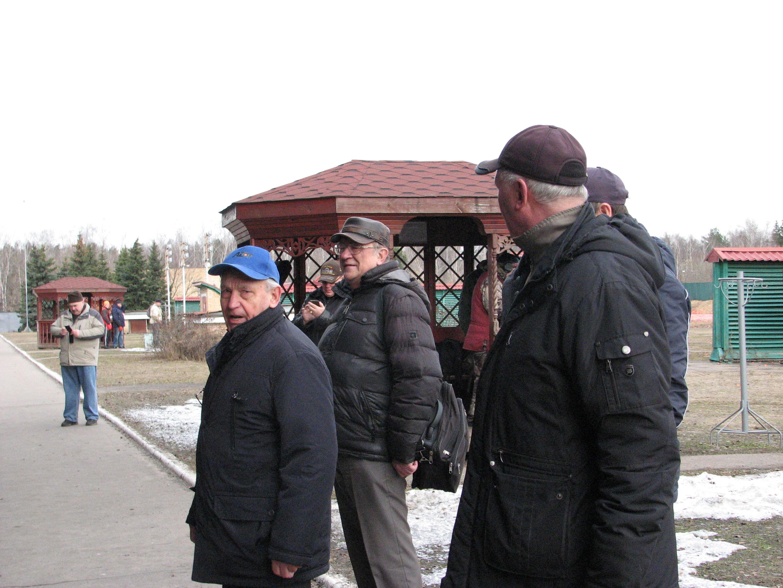 Главный судья соревнований А.С. Ваулин
