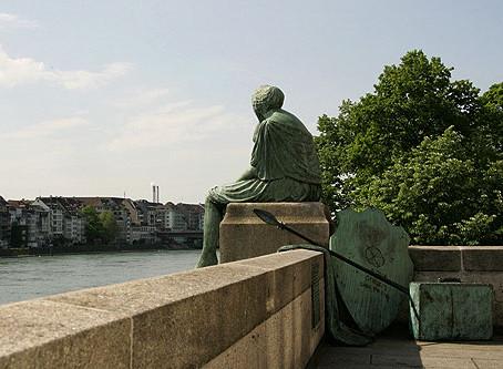 Eine StadtMystikerin in Basel